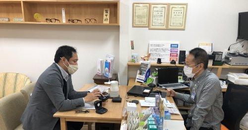 補聴器 新機種の勉強会