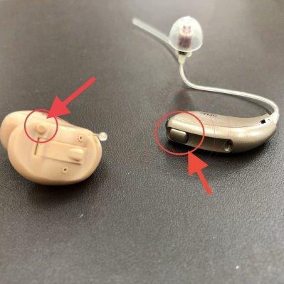 補聴器 プログラム設定