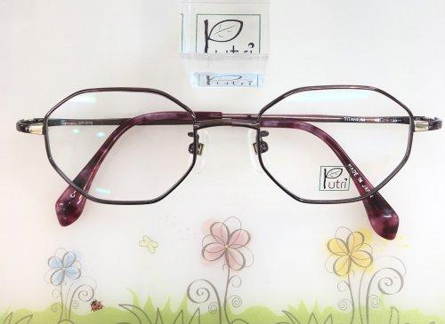 新しいメガネを