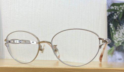 遠く用と近く用 メガネ
